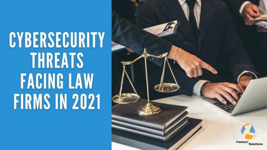 cybersecurity threats to law firms