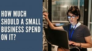 small business IT cost image