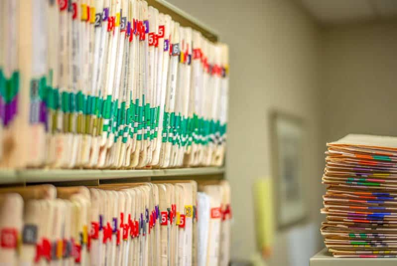 patient medical records