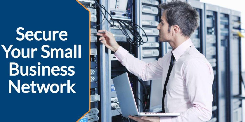 secure your small business network